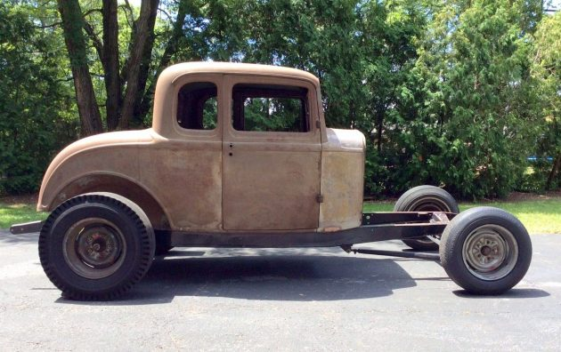 Possible Period Hot Rod