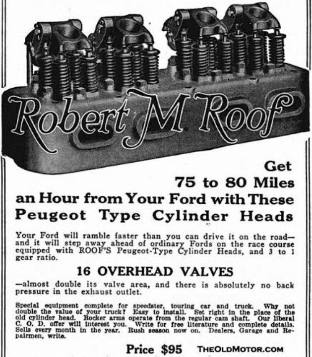 Roof Head Ad