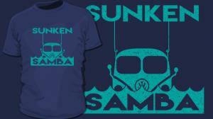 Sunken Samba T-Shirt