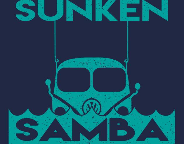 Sunken Samba T-Shirt Logo