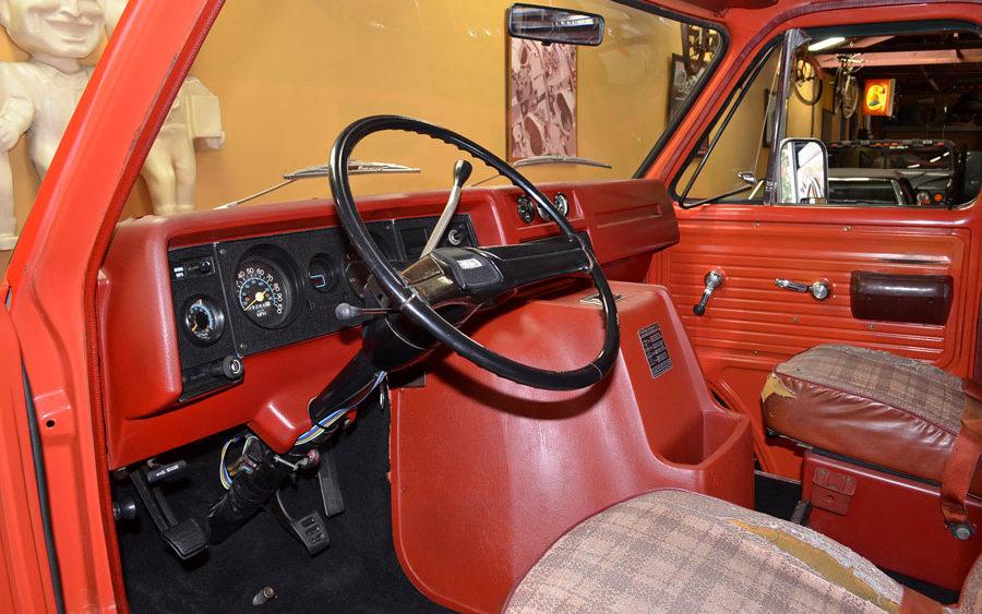 Ready To Play: 1977 GMC VanDura 4x4