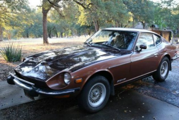 Original Owner, Stored For 9 Years! 1974 260Z