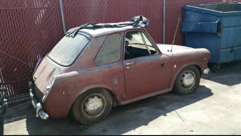 "Craigslist Classifieds Los Angeles >> A ""Mini"" Austin: 1969 Austin America"