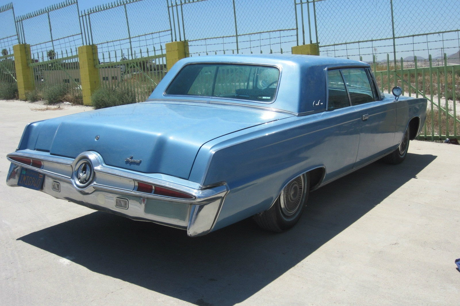stored 28 years 1966 chrysler imperial crown coupe. Cars Review. Best American Auto & Cars Review