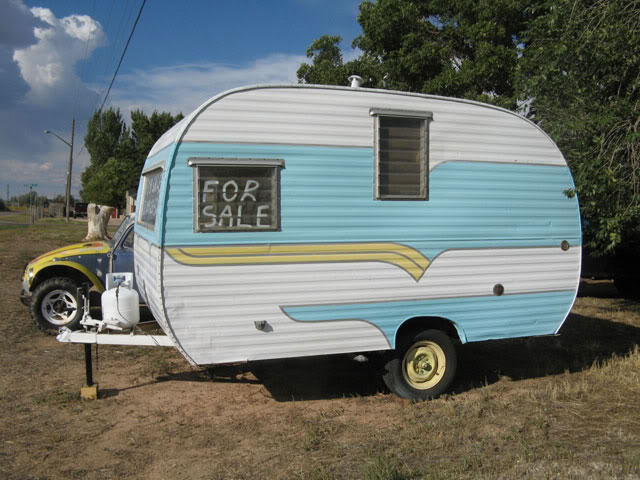 Mpg Travel Trailer >> Caddy With A Kitchen Sink! 1956 Cadillac Camper