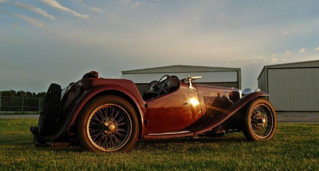 I Want! 1935 MG TA Survivor Find