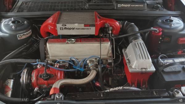 dodge z turbo 3