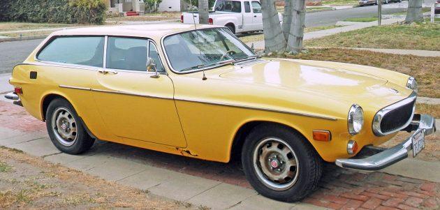 Swedish Shooting Brake: 1973 Volvo 1800ES