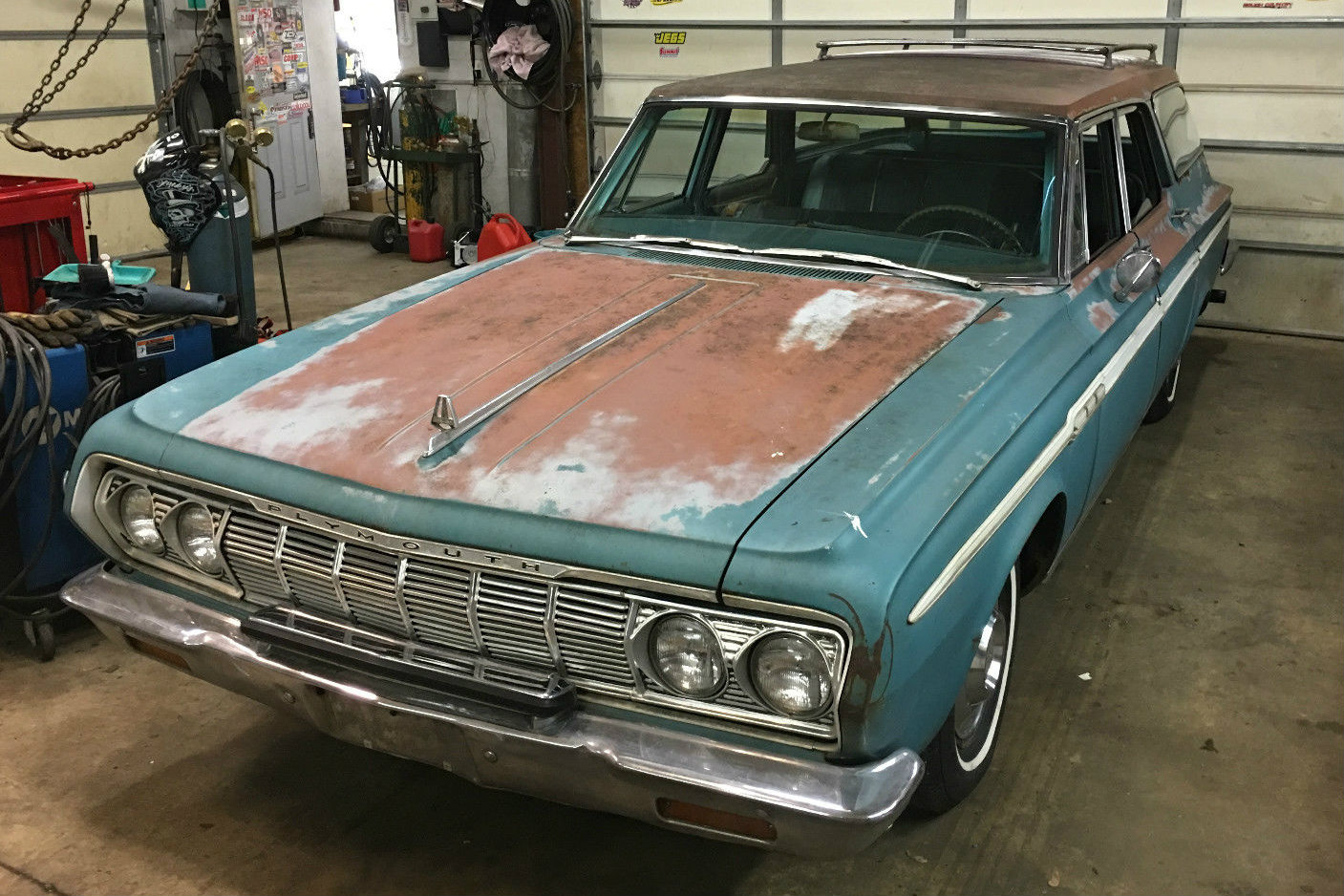 Quot Handsome Amp Hard Working Quot 1964 Plymouth Fury Wagon