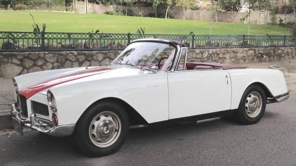 French Tiger: 1960 Facel-Vega Facellia V8
