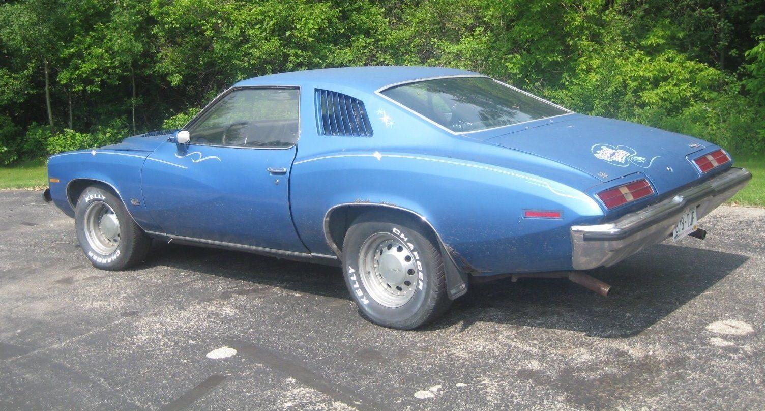 Weekend Warrior  1973 Pontiac Grand Am
