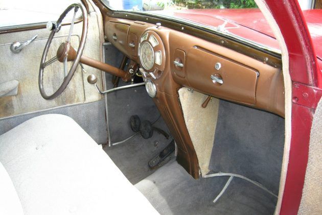 inside front right