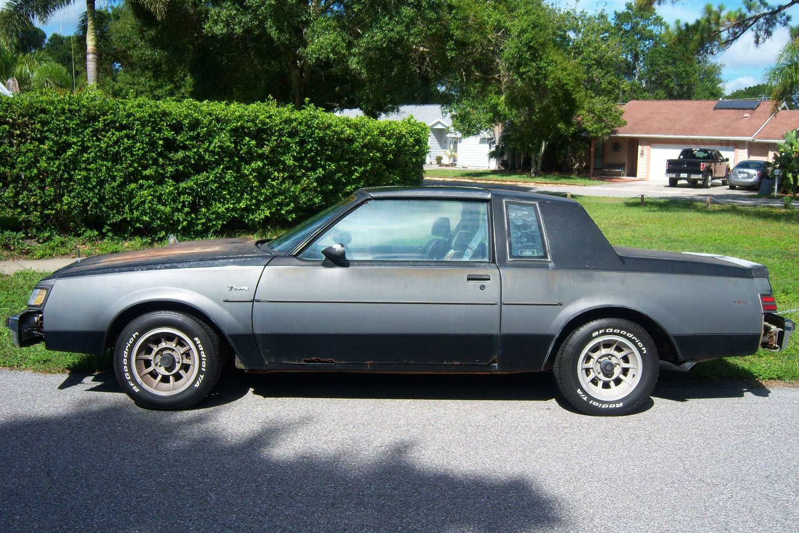 wrecked buick grand national for sale autos post. Cars Review. Best American Auto & Cars Review