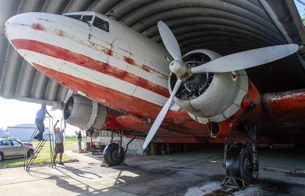 D-Day Veteran: C-53D Skytrain, DC-3