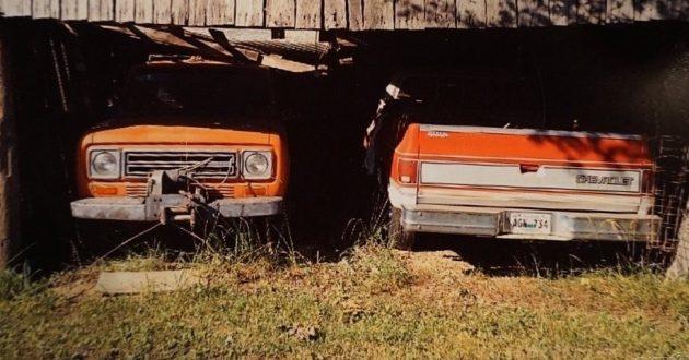 Orange Crush: 1979 International Scout II