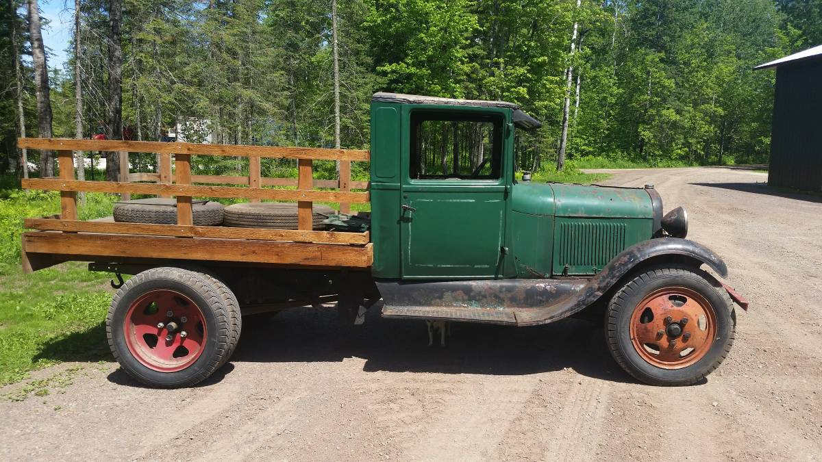Super Cheap: 1929 Ford AA Truck
