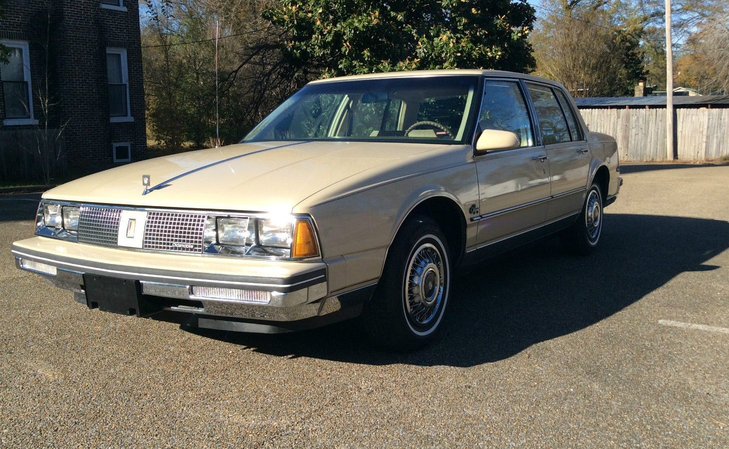Low Mileage Couch 1986 Oldsmobile Ninety Eight