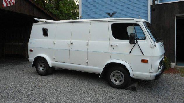 Memories Included: 1969 Chevrolet G20 Van