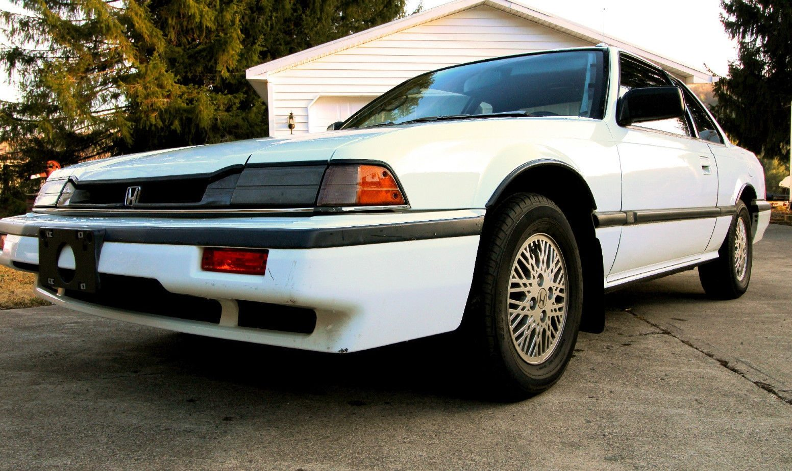 Rarely This Nice 1987 Honda Prelude Si