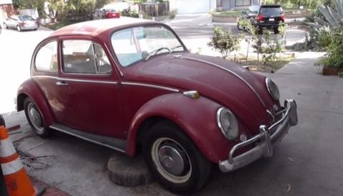 Vw San Diego >> Act Fast: 1966 VW Beetle