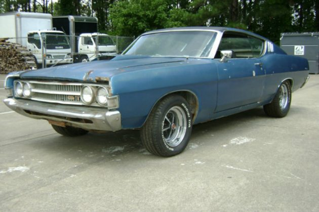 Behind The Shop Find: 1969 Ford Torino GT
