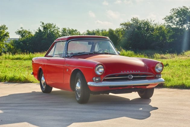 Grrrrrr! Mostly Original Sunbeam Tiger