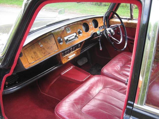 Rolls Royce Build >> Ex-British Military: 1966 Austin Gipsy