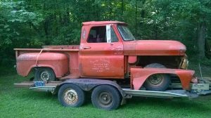 Did Someone Say Patina? 1964 Chevy Truck