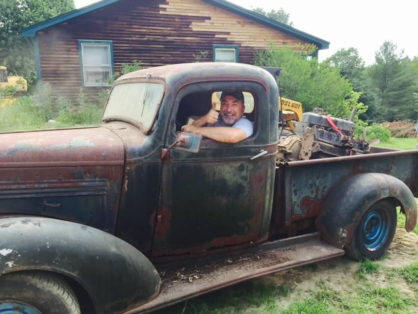 Straight Outta The Barn: 1938 Chevrolet Pickup