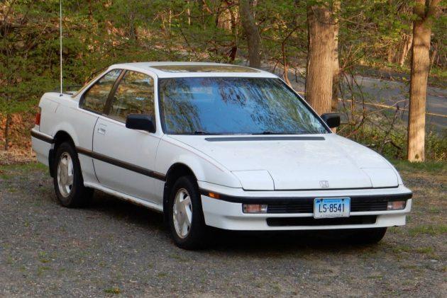 Surprising Antique: 1991 Honda Prelude Si