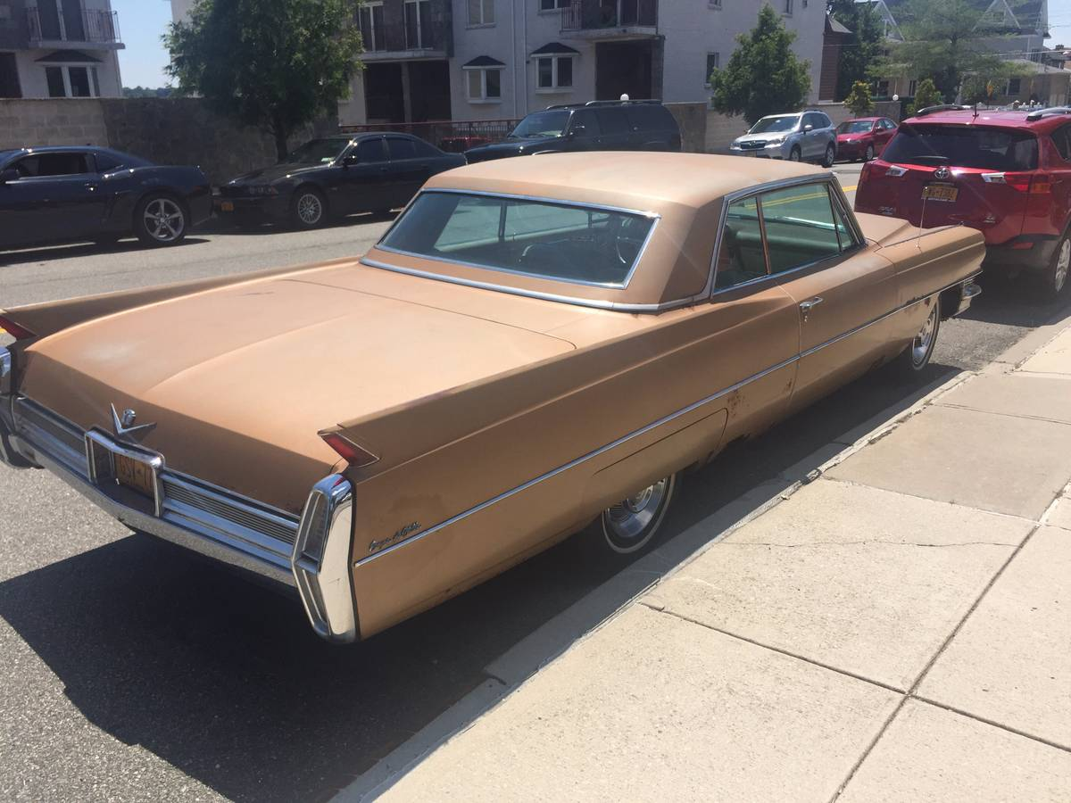 Long, Low and Wide: 1964 Cadillac Coupe de Ville