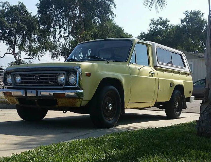 Port Jeff Ford >> Pocket Rocket Pickup: 1974 Mazda REPU