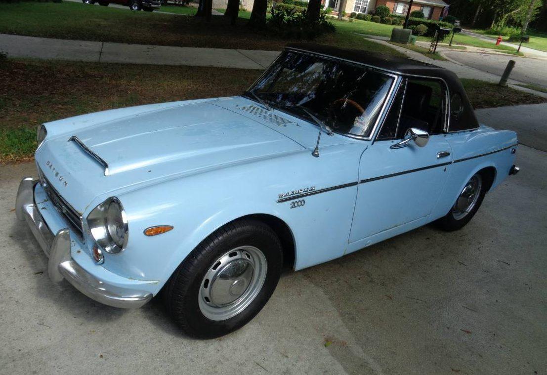 Can't Restore It: 1969 Datsun 2000