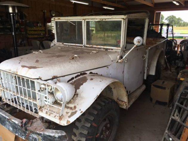 War Machine: 1952 Dodge Power Wagon