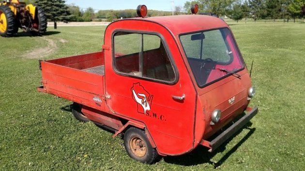 080116 Barn Finds - 1962 Walker Power Truck - 1