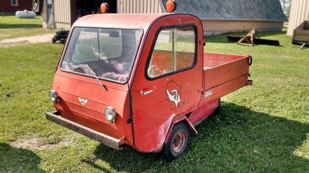 080116 Barn Finds - 1962 Walker Power Truck - 2