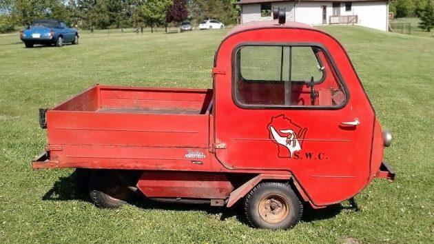 080116 Barn Finds - 1962 Walker Power Truck - 3
