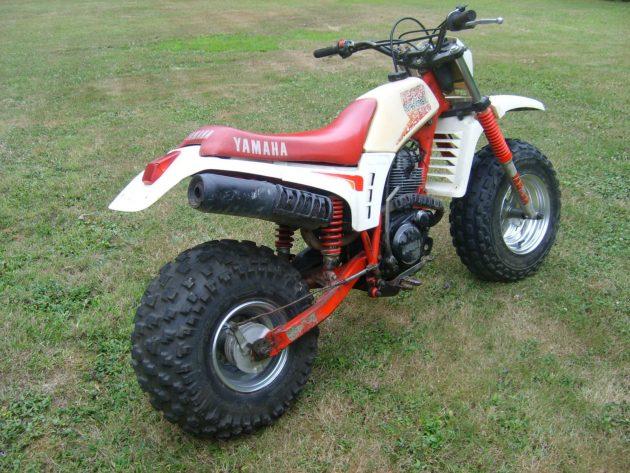 080116 Barn Finds - 1986 Yamaha BW200 - 2