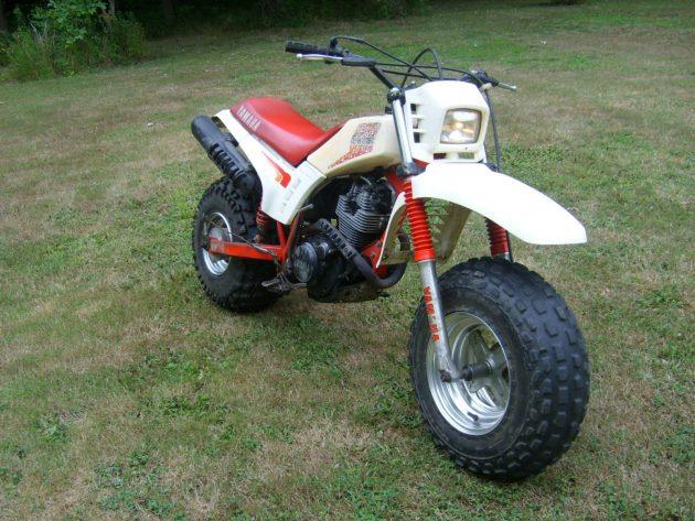 080116 Barn Finds - 1986 Yamaha BW200 - 3