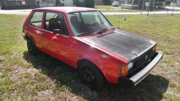 080416 Barn Finds - 1981 Volkswagen Rabbit - 3