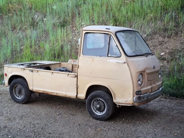 080616 Barn Finds - 1969 Subaru Sambar Pickup - 2