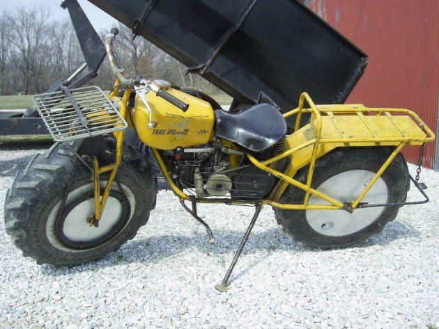 080716 Barn Finds - 1969 Rokon Trailbreaker- 1