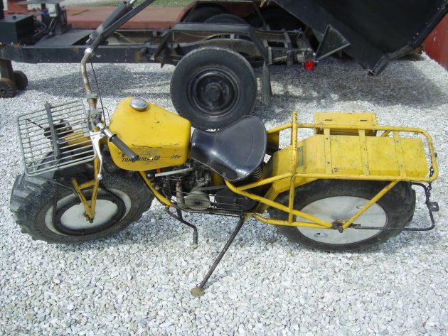 080716 Barn Finds - 1969 Rokon Trailbreaker- 2