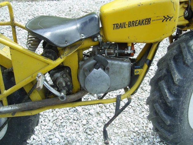 080716 Barn Finds - 1969 Rokon Trailbreaker- 4