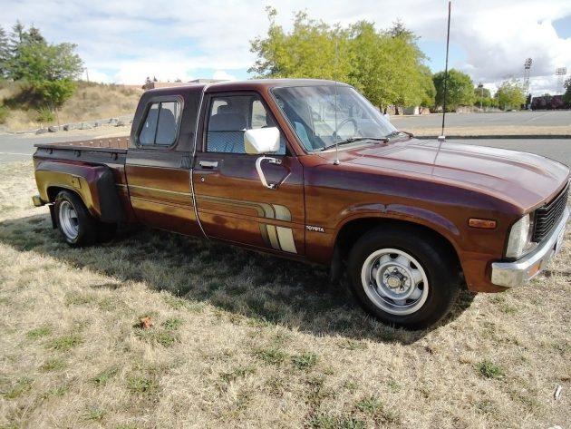 080916 Barn Finds - 1979 Toyota SR5 Pickup- 2