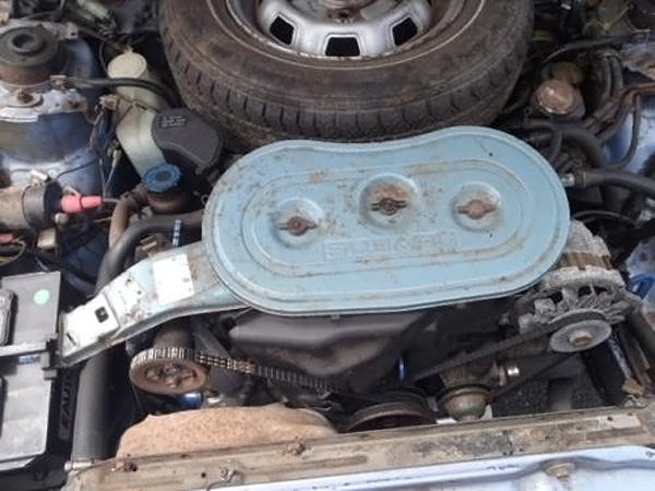 080916 Barn Finds - 1983 Subaru GL Convertible- 5