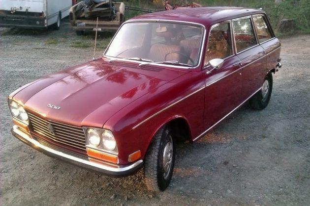 081016 Barn Finds - 1971 Peugeot 304 Wagon - 2