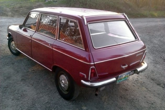 081016 Barn Finds - 1971 Peugeot 304 Wagon - 3