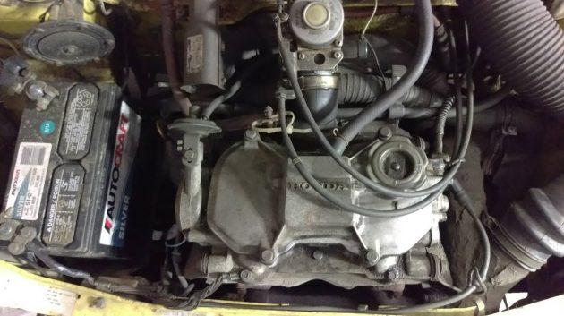 081016 Barn Finds - 1972 Honda Z600 Coupe - 4