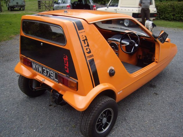 081016 Barn Finds - 1973 Bond Bug - 2
